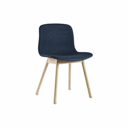 Taitettava tuoli, Flex, hopea runko/musta istuin