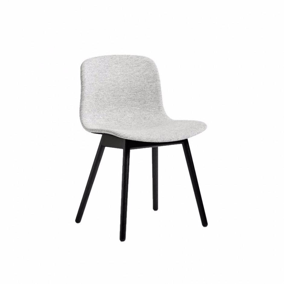 Taitettava tuoli, Flex, harmaa runko/harmaa istuin