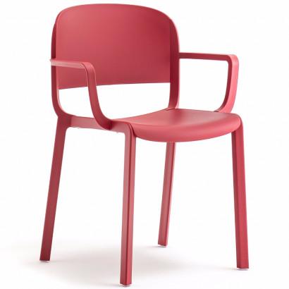 Pinottava tuoli, Join, kromirunko/musta kangas