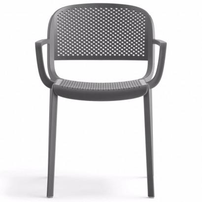 Pinottava tuoli, Join, musta runko/musta kangas
