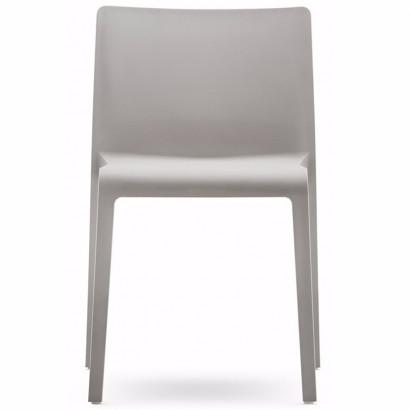 Pinottava tuoli, Join, valkoinen runko/musta kangas
