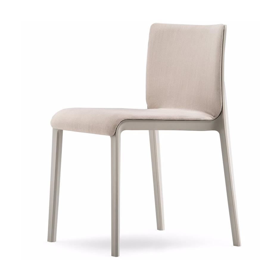 Taitettava tuoli, Flex, valkoinen runko/valkoinen istuin