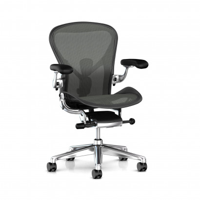 Höhenverstellbarer Schreibtisch, weißes Gestell und eine Tischplatte in Birke- Premium