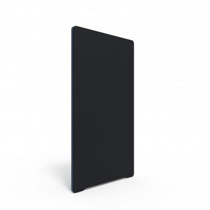 Höhenverstellbarer Schreibtisch, weißes Gestell & hellgrau Tischplatte - Standard
