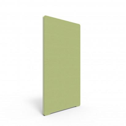 Höhenverstellbarer Schreibtisch, silber/graues Gestell & hellgrau Tischplatte - Standard