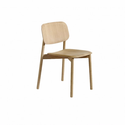 SOFT EDGE CHAIR WOOD