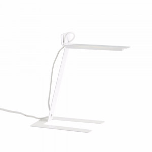 Benshee bordslampa - vit