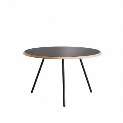 Soround sidobord - laminat, ø60 cm, högt