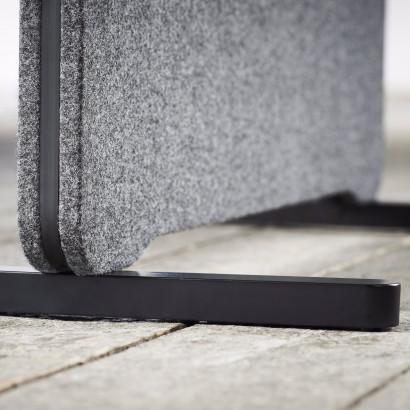 T-fot blade till lintex edge golvskärm 415mm