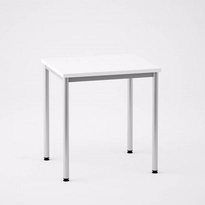 Skrivbord med 4 ben, 700x600mm