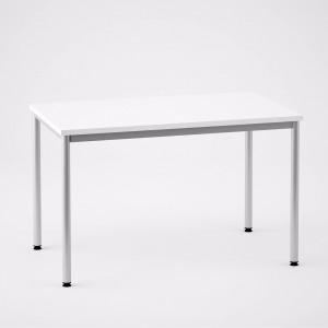 Skrivbord med 4 ben, 1200x600mm