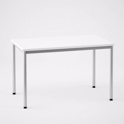 Skrivbord med 4 ben, 1400x700mm