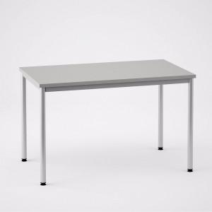Skrivbord med 4 ben, 1800x700mm