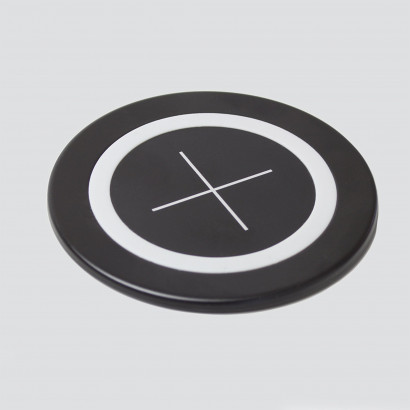 Axessline Qi Wireless Charger - Svart