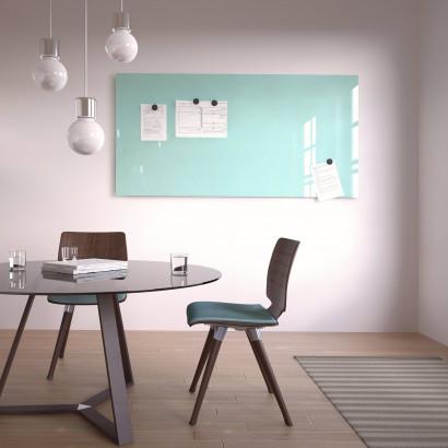 MagVision magnetisk glasskrivtavla Color