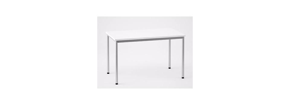Schreibtisch mit 4 Beinen