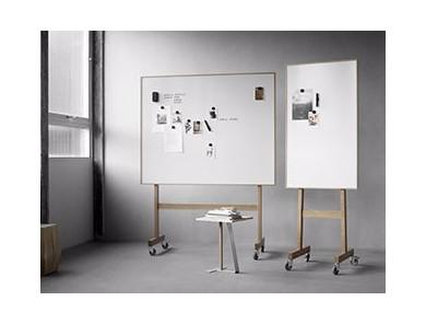 Schreibtafel mit Rollen   DPJ Workspace