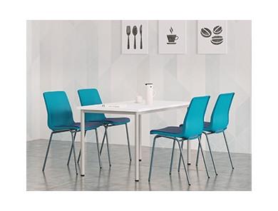 Esstisch mit Stühlen | DPJ Workspace
