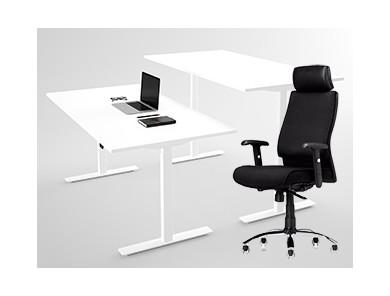 Schreibtisch mit Stuhl | DPJ Workspace