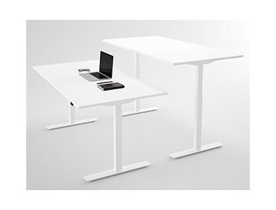 Elektrisch höhenverstellbarer Schreibtisch | DPJ Workspace