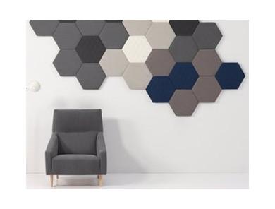 Akustikplader til væg for bedre akustik| DPJ Workspace