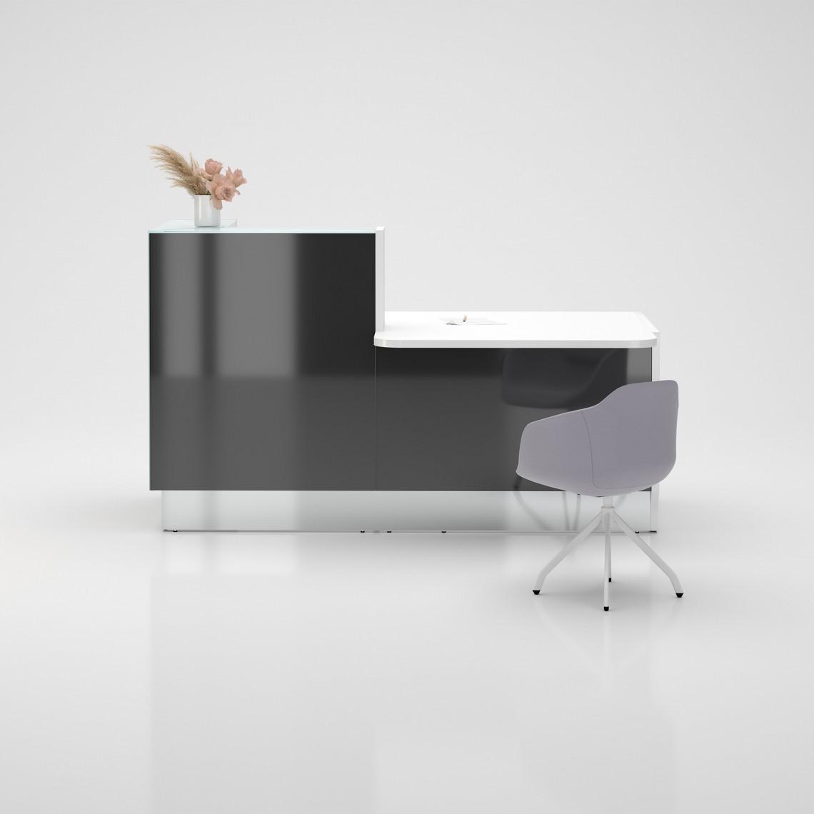 Receptionsdisk Linea Modell 3