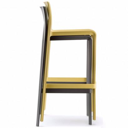 Tuoli, Focus, kromirunko/musta kangas