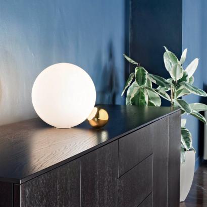 Sohvapöytä, Level, ovaali, pähkinä