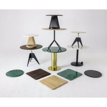 Sähköpöytä, AdjusTable EVO1, hopea runko & musta kansi