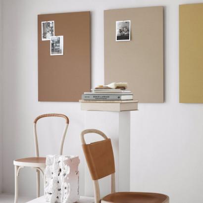 Pinottava tuoli, Artic, musta, 4-pack